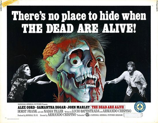 The Dead Are Alive movie