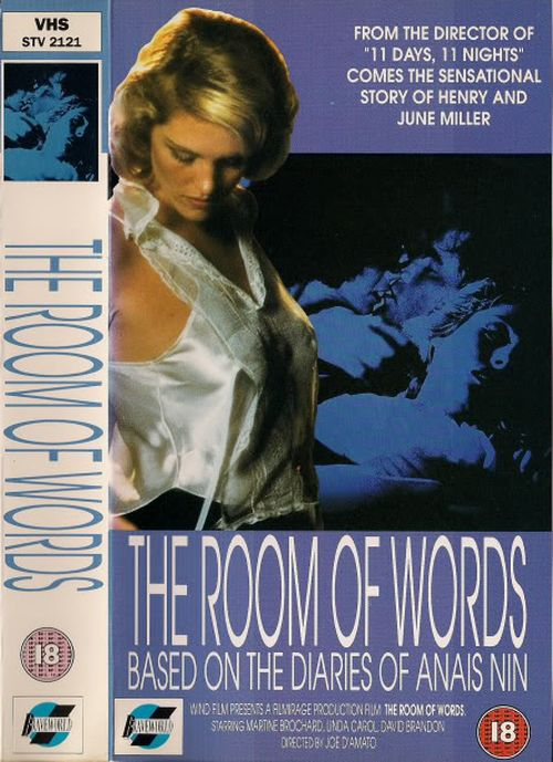 The Room of Words movie