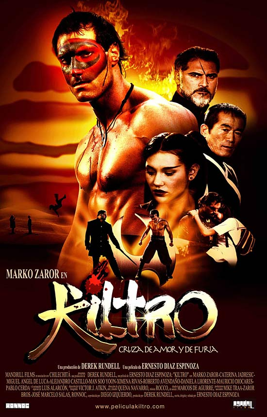 Kiltro movie