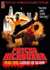 The Dark Angel Psycho Kickboxer