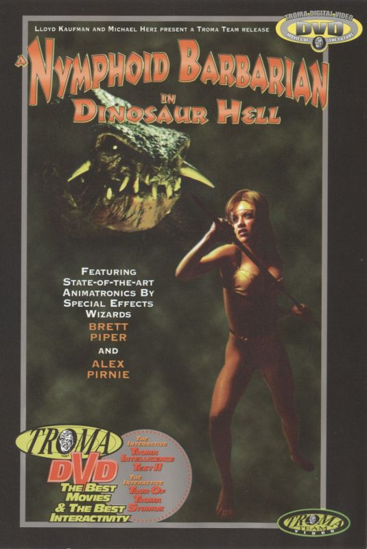 A Nymphoid Barbarian in Dinosaur Hell movie