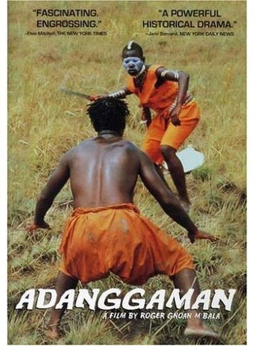 Adanggaman movie