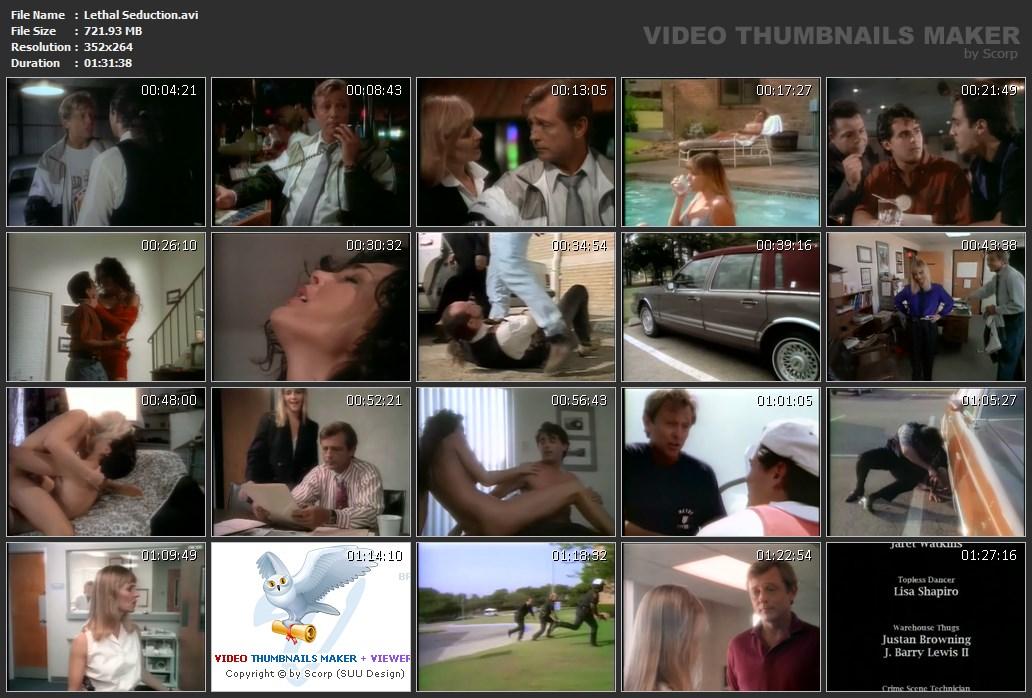 Julie strain lethal seduction sex scene clip free