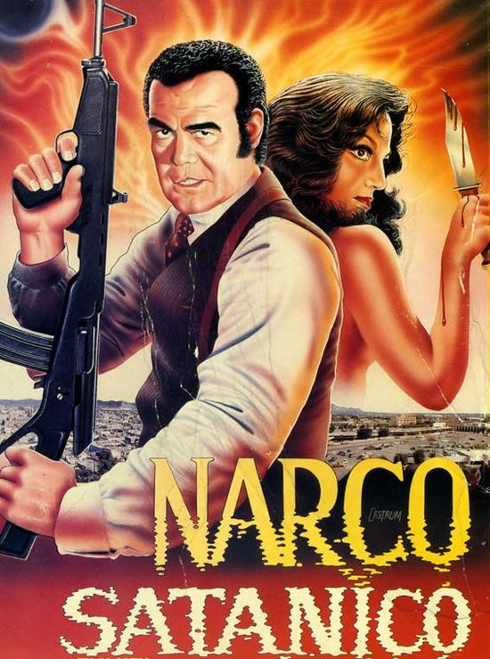 Narco Satánico movie