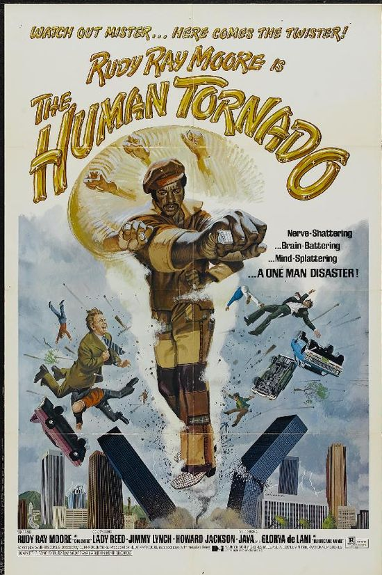 The Human Tornado movie