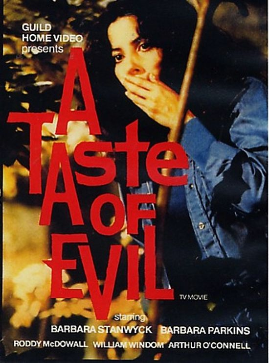 A Taste of Evil movie
