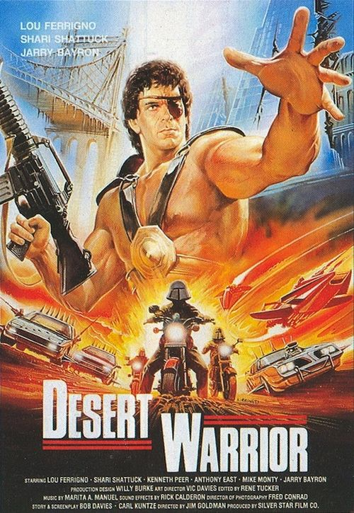Desert Warrior 1988