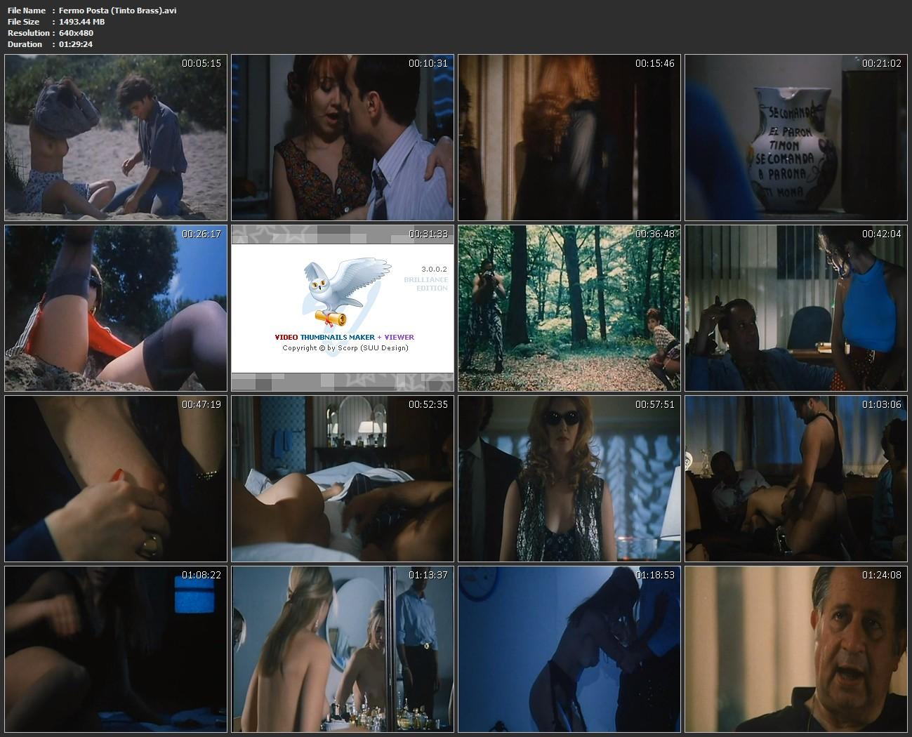 Смотреть онлайн порно фильмы Тинто Брасса