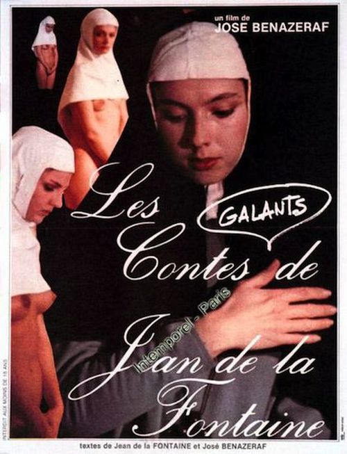 Les contes de La Fontaine movie