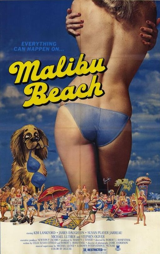 Malibu beach sluts movie cast