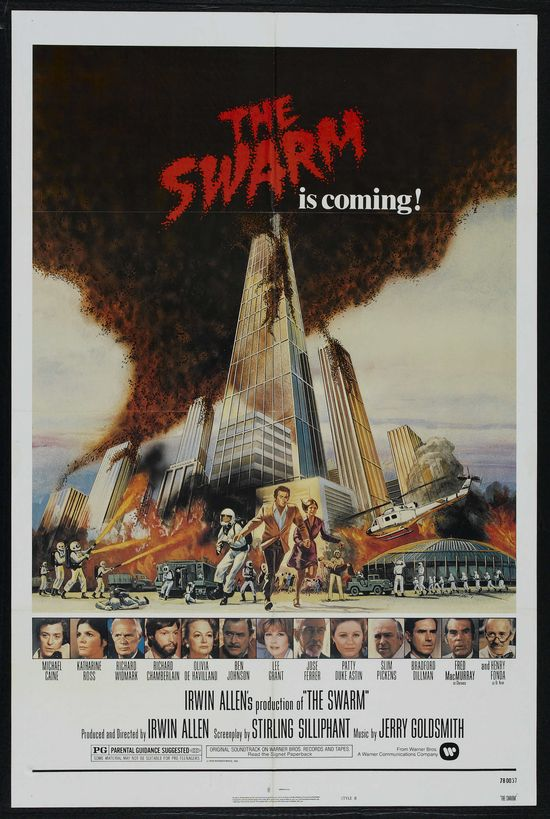 The Swarm movie
