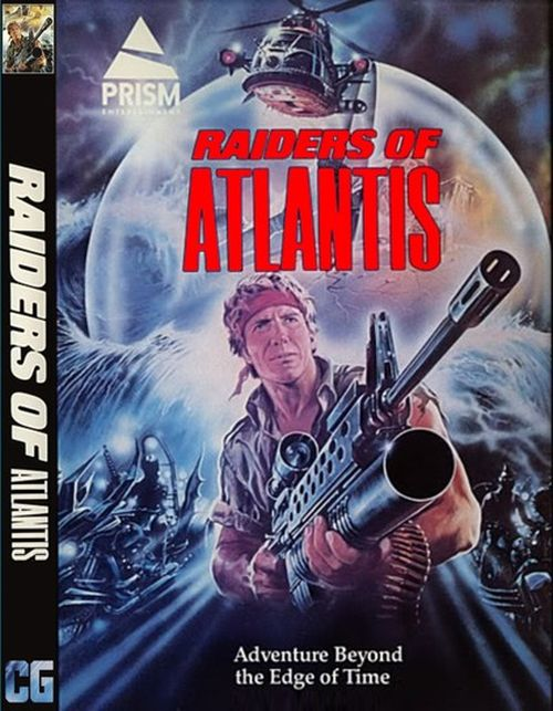The Raiders of Atlantis movie
