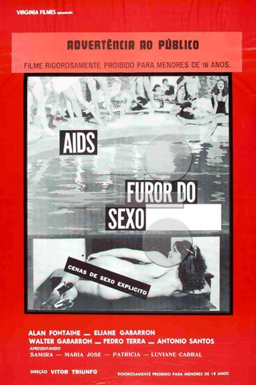 AIDS, Furor do Sexo Explícito movie