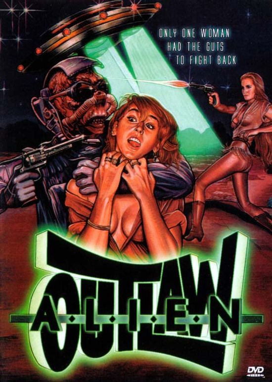Alien Outlaw movie
