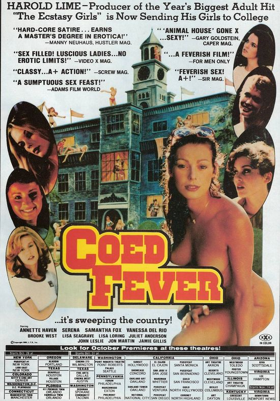 Co-Ed Fever movie