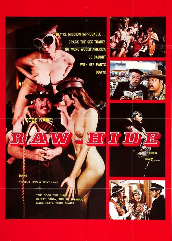 Code Name: Raw-Hide movie