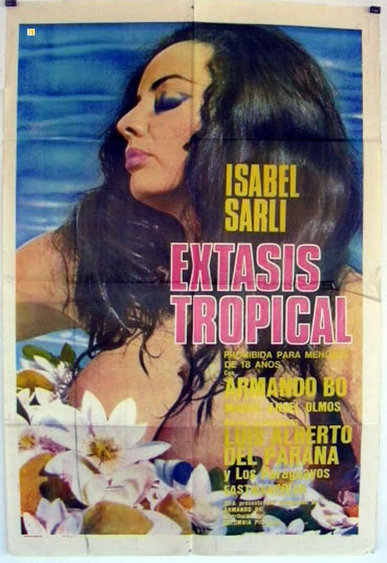 Tropical Ecstasy movie