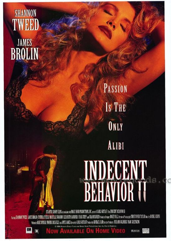Indecent Behavior movie