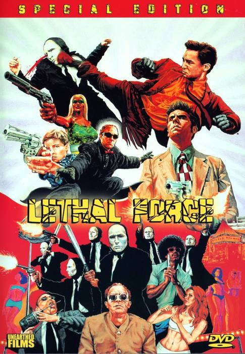 Lethal Force movie