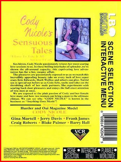 Sensuous Tales movie