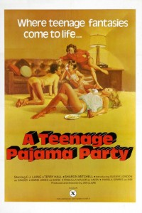 Teenage Pajama Party