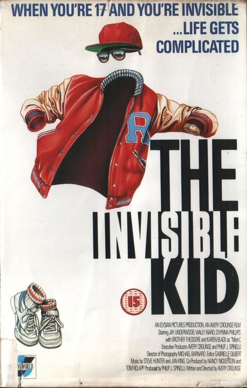 The Invisible Kid movie