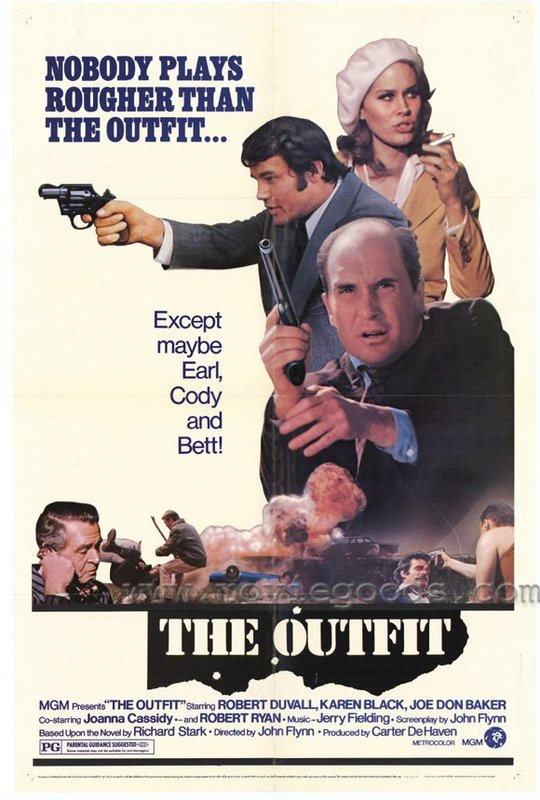 The Outfit movie
