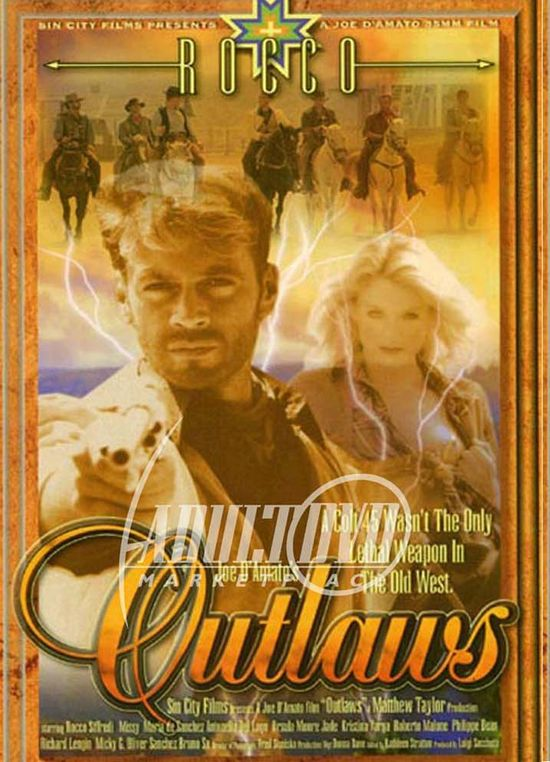 Outlaws 1998 with rocco and director joe d039amato 9