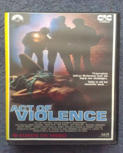 Act of Violence movie