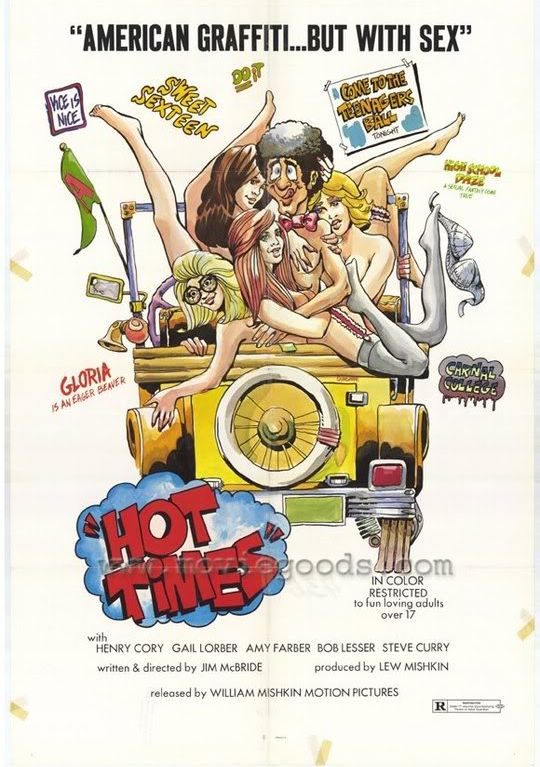Hot Times movie