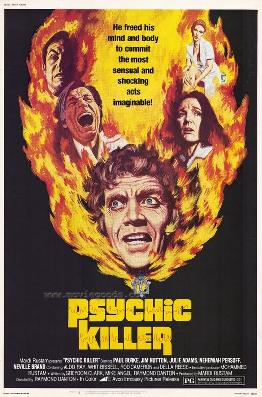 Psychic Killer movie