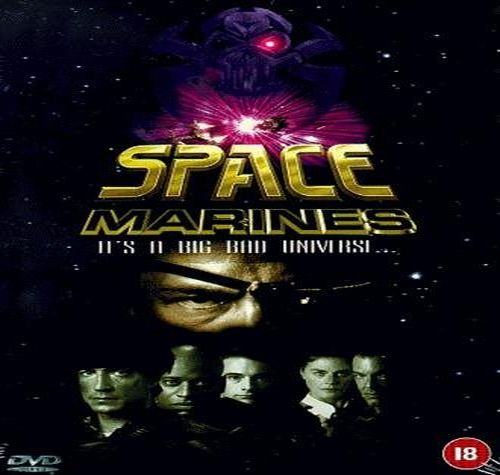 Space Marines movie