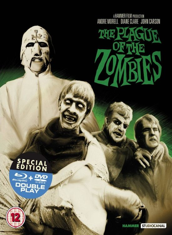 The Plague of the Zombies movie