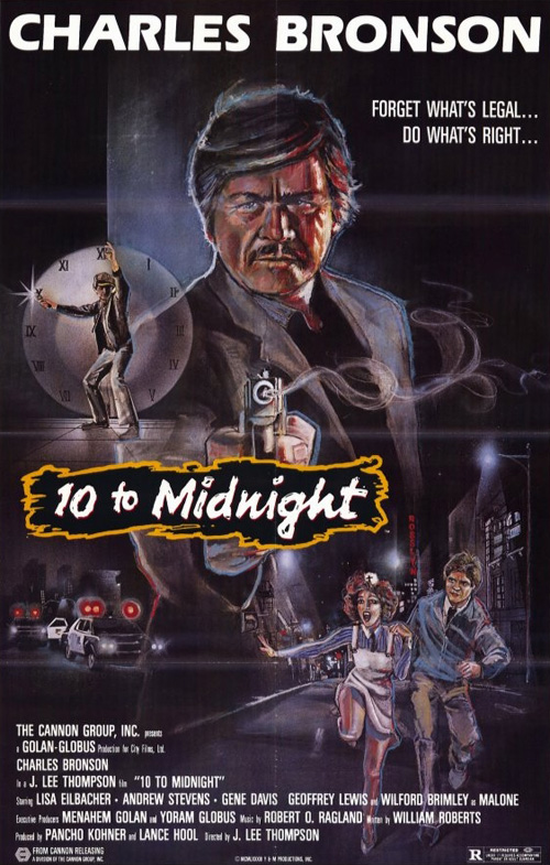 10 to Midnight  movie