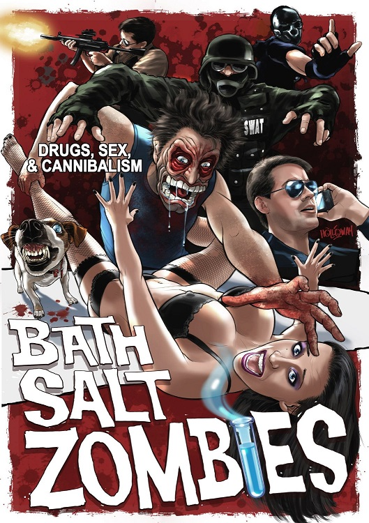 Bath Salt Zombies  movie