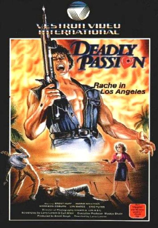 Deadly Passion movie