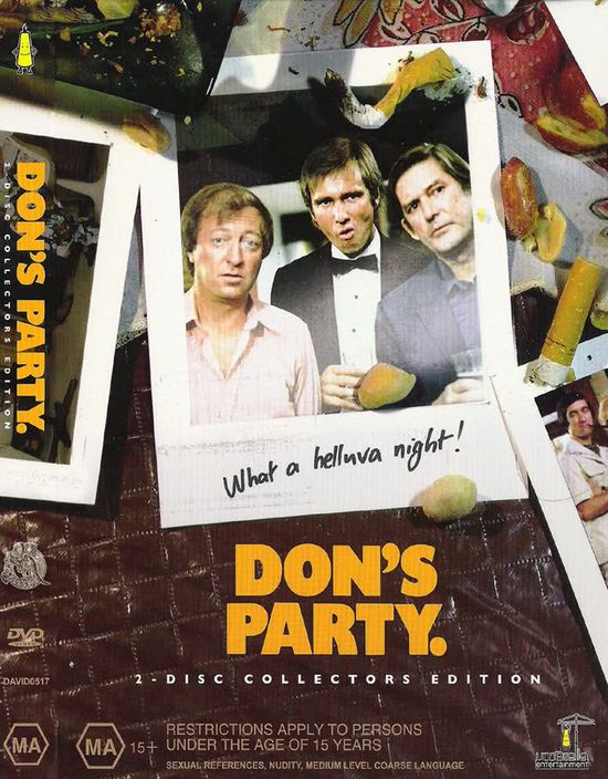 Don's Party movie