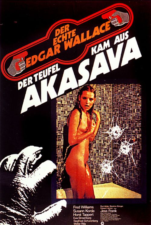 The Devil Came from Akasava movie