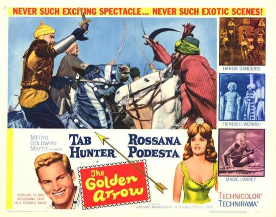 The Golden Arrow movie