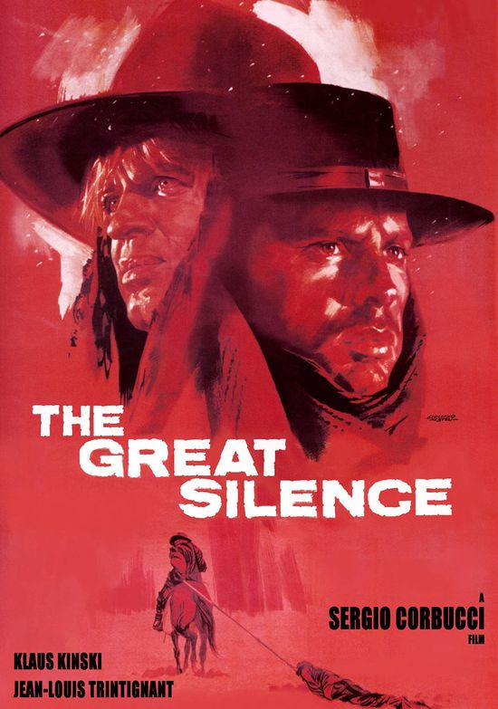 The Great Silence 1968 Il grande silenzio