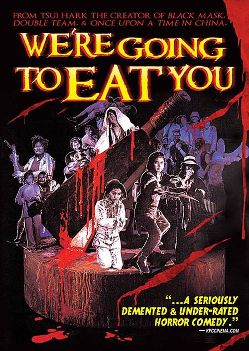 We're Going to Eat You movie