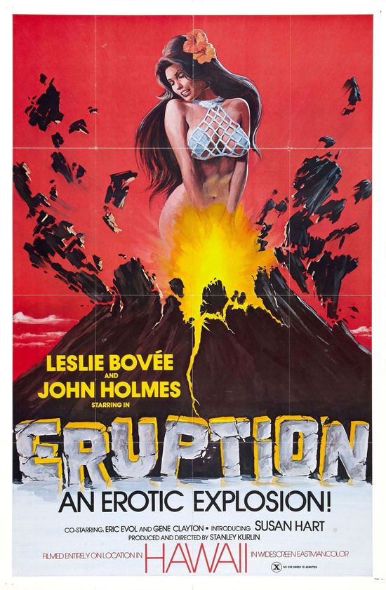 Eruption movie