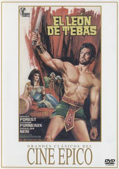 The Lion of Thebes movie