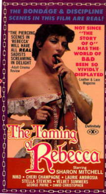 The Taming of Rebecca 1982