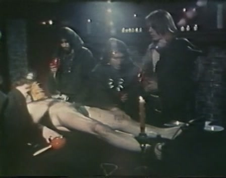 Classic us sex ritual of the occult - 3 part 8