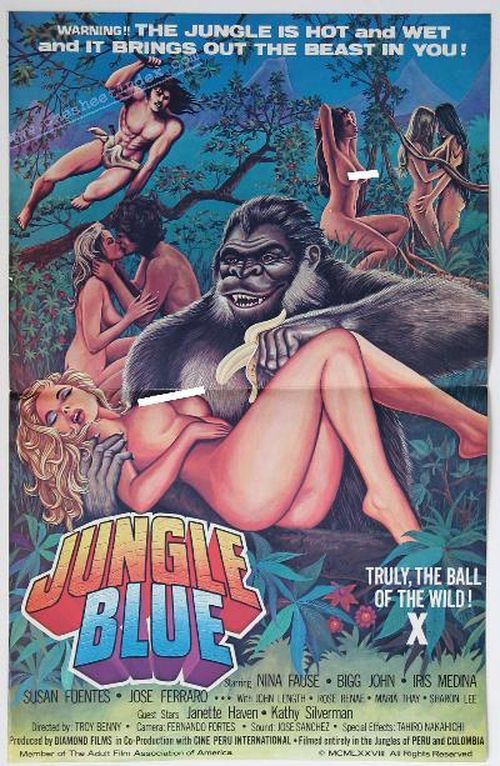Jungle Blue movie