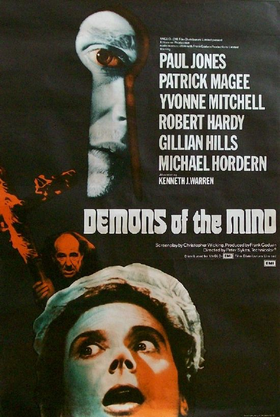 Demons of the Mind 1972