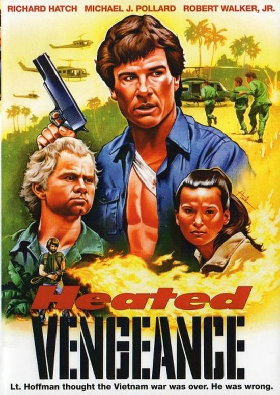 Heated Vengeance movie