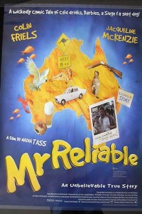Mr. Reliable