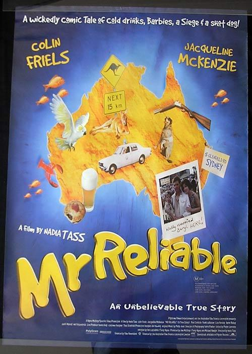 Mr. Reliable movie